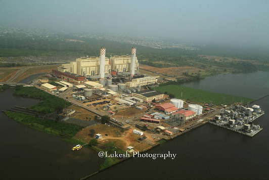 Fashola visited Egbin Power Plant in Lagos