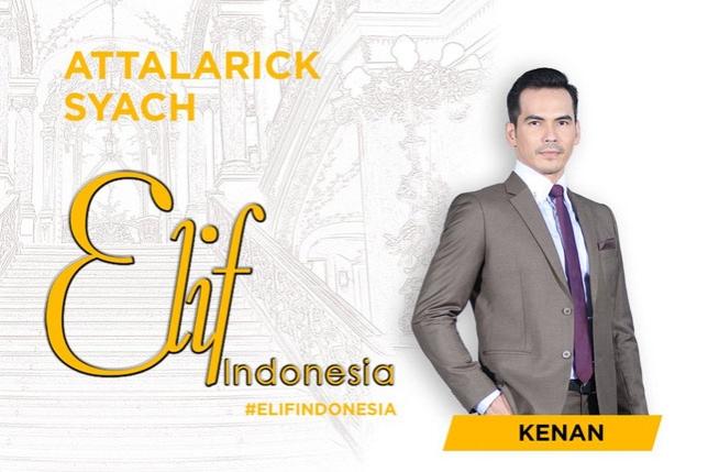 Biodata dan Foto Attalarick Syah Elif Indonesia