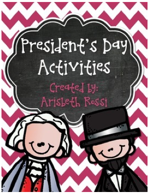http://www.teacherspayteachers.com/Product/Presidents-Day-Unit-Common-Core-Aligned-1080489