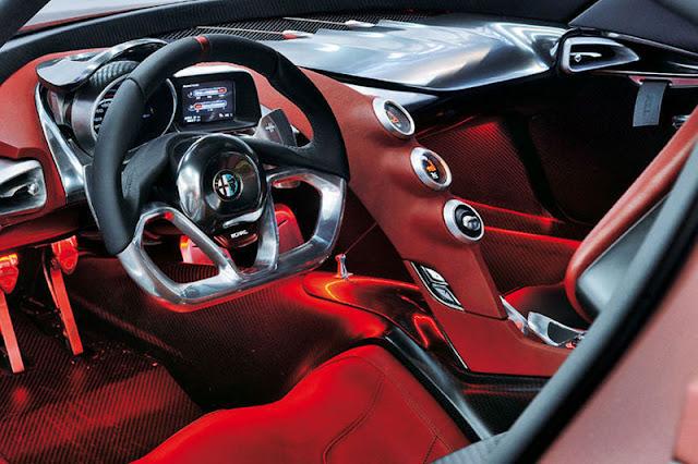 2011-Alfa-Romeo-4C-Interior