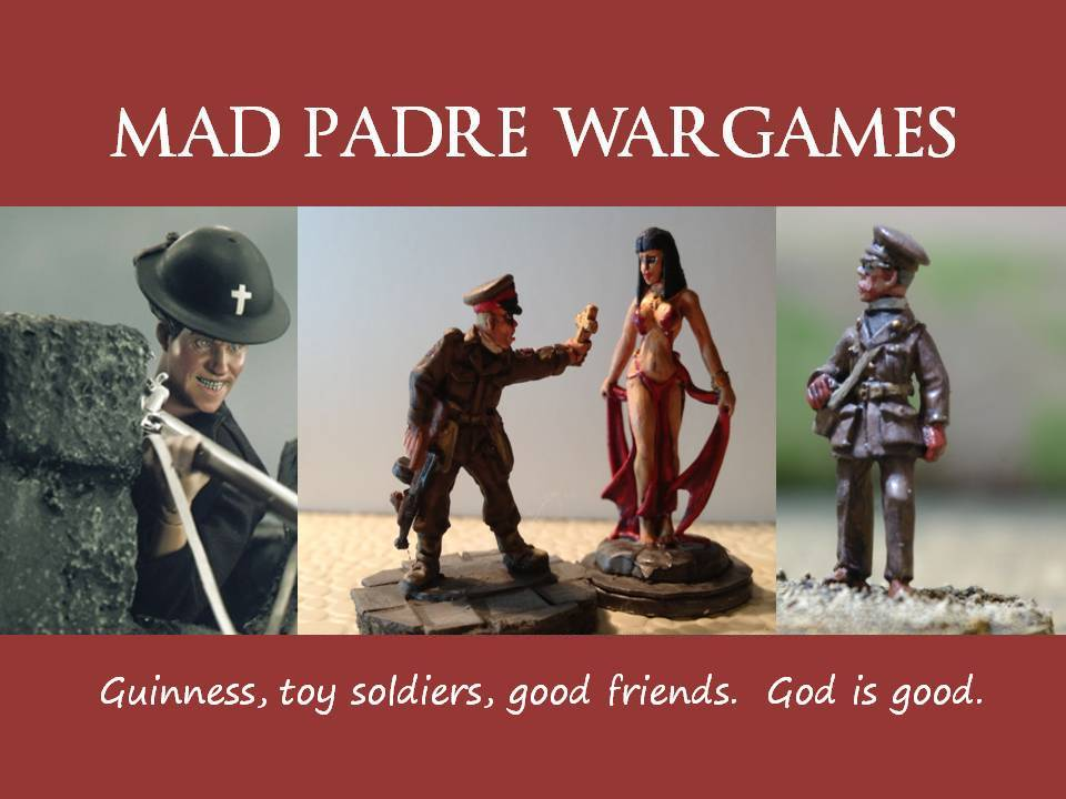 The Mad Padre's Wargames Page