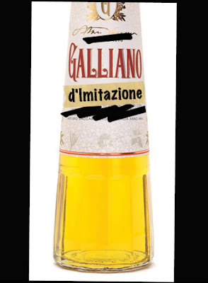 Galliano drink