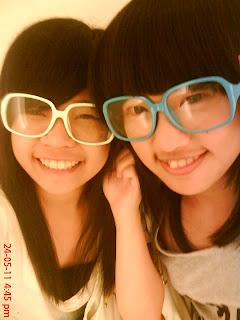 情侣眼镜 ♥