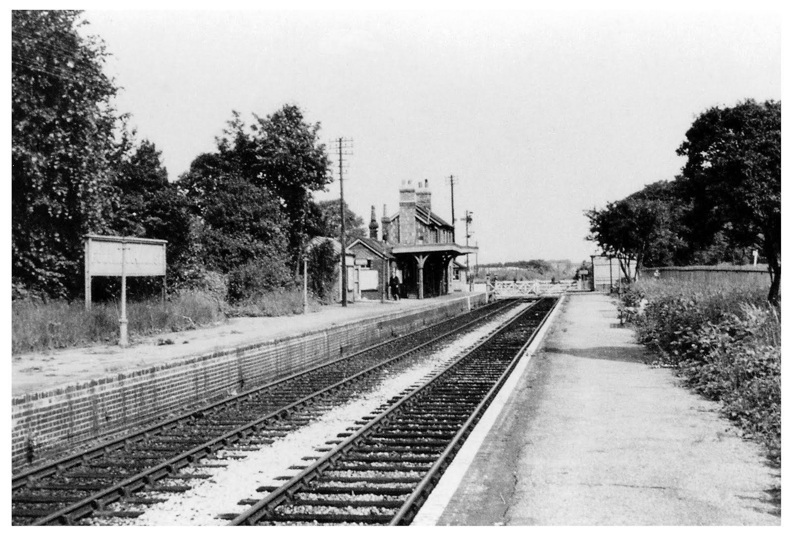 Fort Brockhurst Station