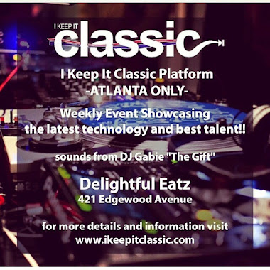 I Keep It Classic Platform Every Monday on Edgewood