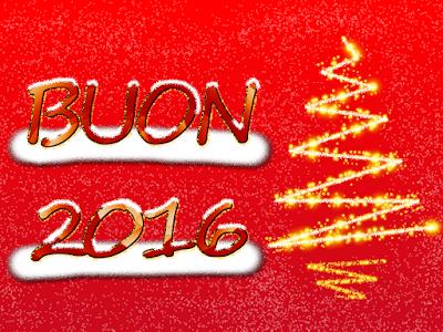 Buon Anno nuovo con il Post riepilogativo del mese di Dicembre 2015