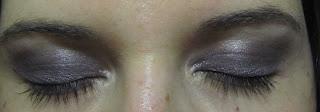 מראה סגול-אפור מעושן