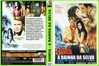 SAMOA - A RAINHA DA SELVA