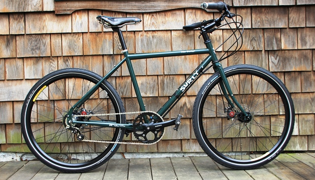 The Monkey Lab: Rohloff-Equipped Surly Disc Trucker Commuting ...