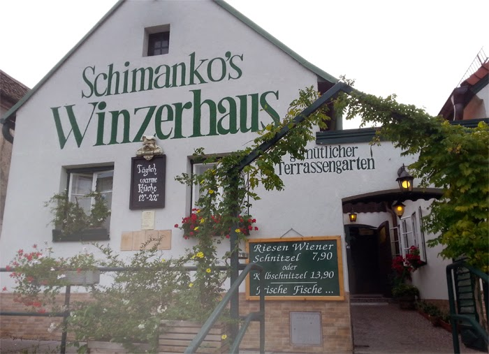 Schimanko's Winzerhaus, Kahlenbergdorf