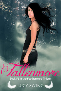 Review: Fallenmore by Lucy Swing (Lori's Review)