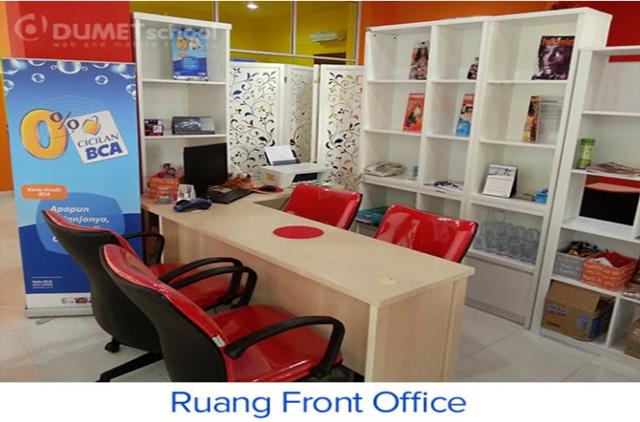 Front office pada Tempat Kursus Website, SEO, Desain Grafis Favorit 2015 di Jakarta