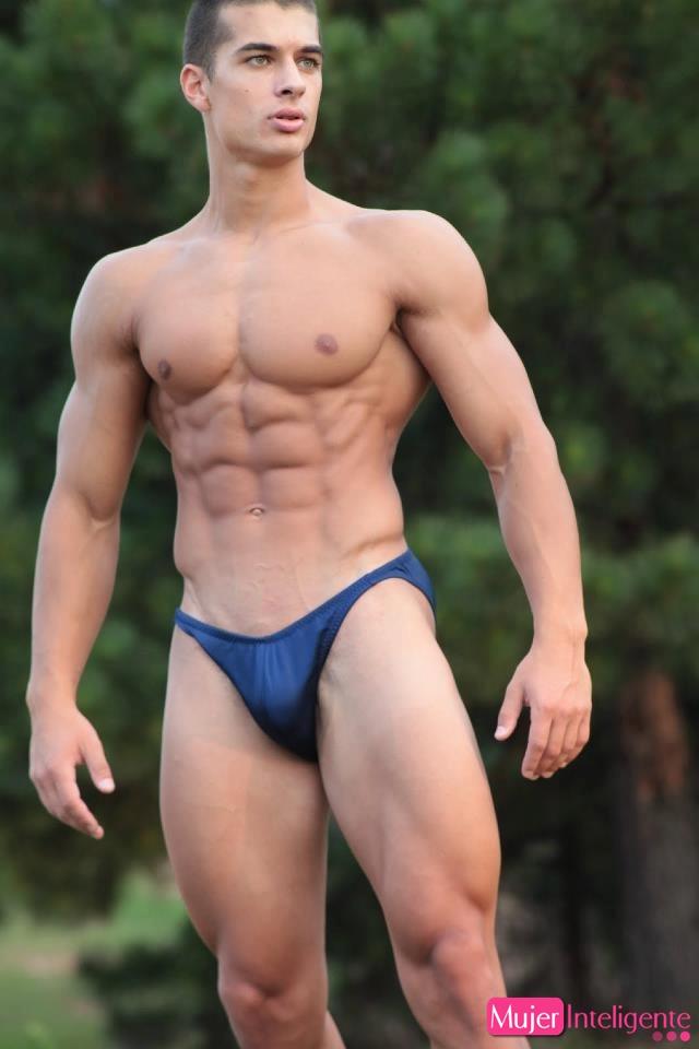 Fotos de hombres rubios desnudos