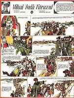 bd benzi desenate mihai viteazul revista cutezatorii teodor bogoi vasile manuceanu comics romania