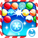 Bubble Mania: Christmas App iTunes App Icon Logo By TeamLava - FreeApps.ws