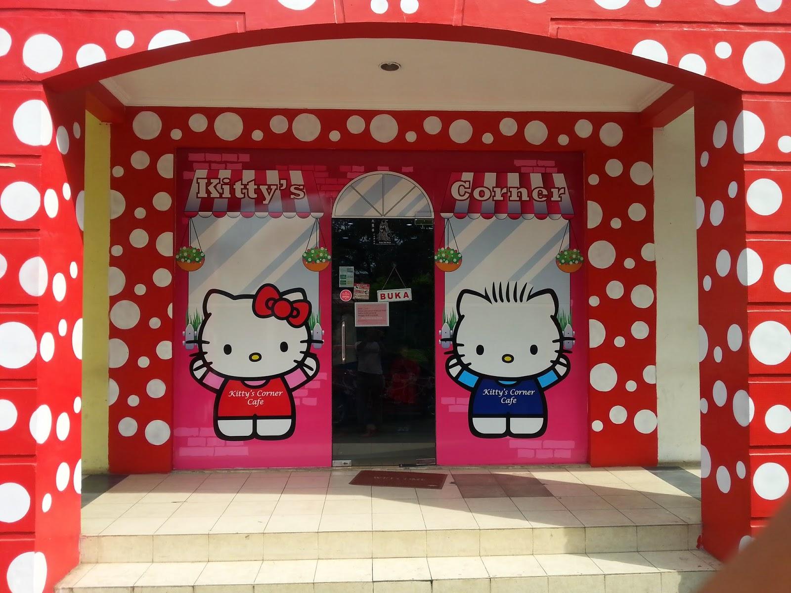 Lunch At Nam S Fave Hello Kitty Corner Pantai Indah Kapuk Jakarta Namnamstory