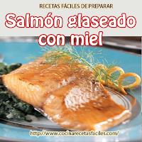filetes salmón,azúcar,mostaza,miel,sal