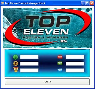 Top Eleven Hack , Top Eleven Hile