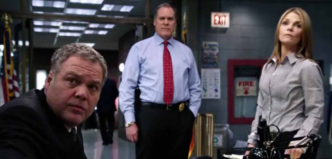 law and order criminal intent anti-thesis recap