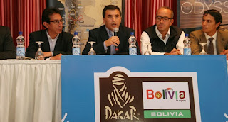Dakar Por Bolivia - Dakar 2014