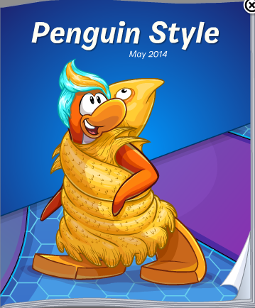 May 2014 Penguin Style Catalog