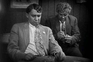 Jean Hersholt, Gibson Gowland in Greed