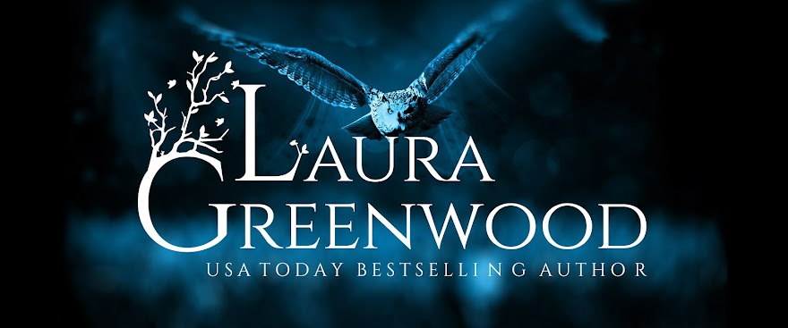 Author Laura Greenwood