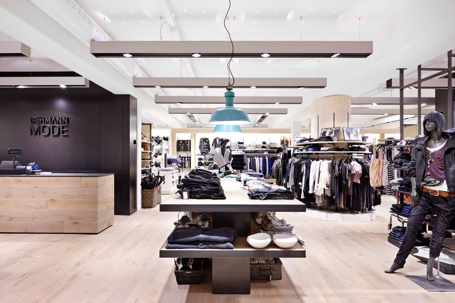 Interior Designers Working Conditions imagine these: retail interior design | behmann fashion