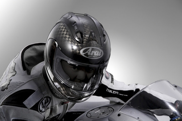 ARAI CORSAIR V RACE CARBON FIBER HELMET Arai Corsair V Race Carbon helmet is amazing and it's got no less than 11 carefully applied carbon fiber layers went into each outer shell of this amazingly light weight and advanced helmet, Arai Corsair V Race Carbon helmet Price $3,995