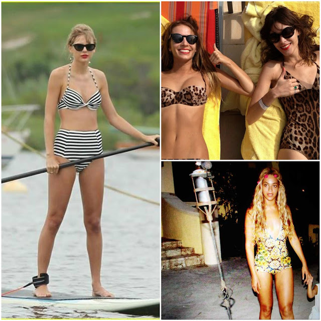 Bikinis vs Swimsuits, Bikinis and Swimsuits for Summer, Celebrity Bikinis, Bikinis for Summer 2013, Swimwear trends 2013, Different kinds of Swimwear