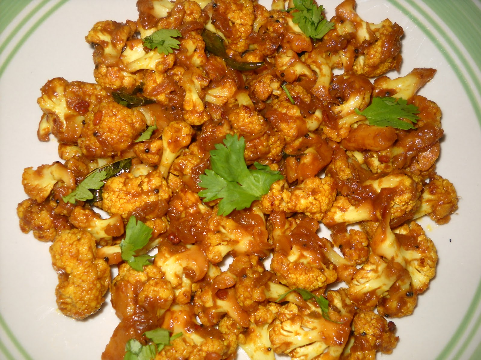 Pan Fried Cauliflower With Yogurt And Soy Sauce Recipes — Dishmaps