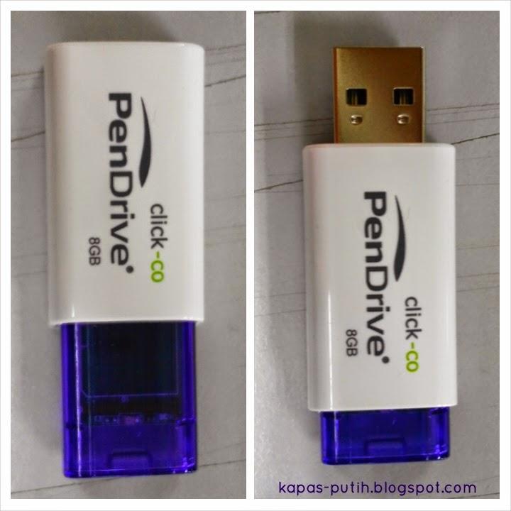 PenDrive 8G USB 2.0 - RM13.00 Giant Hypermarket