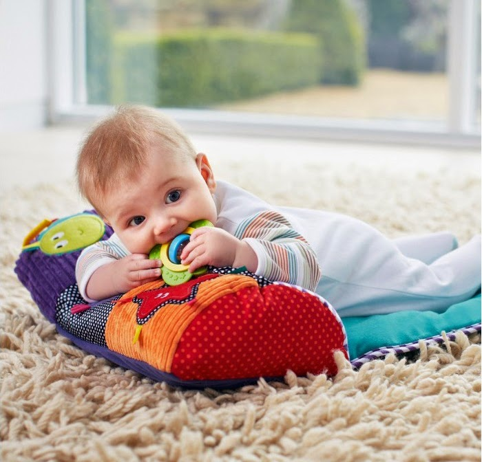 Baby Play Mat With Pillow 11street Malaysia Activity