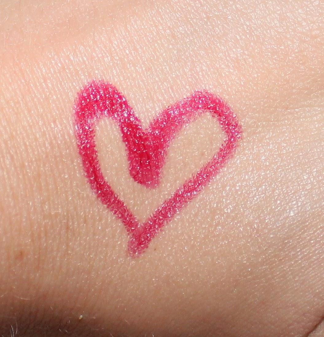 Annabelle TwistUp Retractable Lipstick Crayon in Cherry Swatch