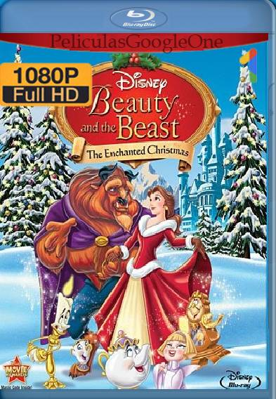 La Bella y la Bestia 2: Una Navidad Encantada (1997) BRRip [1080p] [Latino] [GoogleDrive]