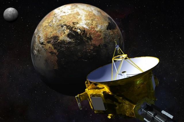 Sempat Error, Sistem Komputer New Horizons Kini Kembali Normal