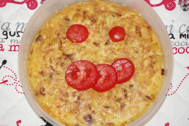 Tortilla De Pata...