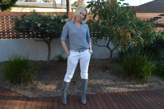 Sydney Fashion Hunter #42 - Glam Grey