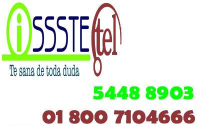 Teléfonos del ISSSTE
