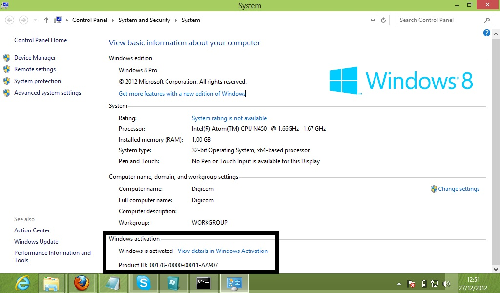 crack aktivasi windows 8