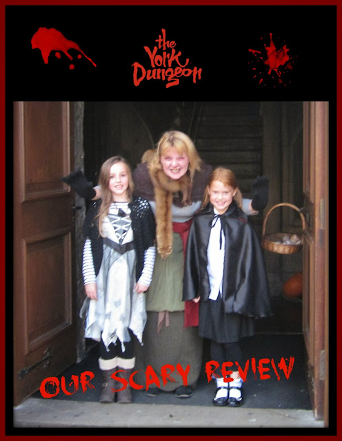 Our Review of The York Dungeon