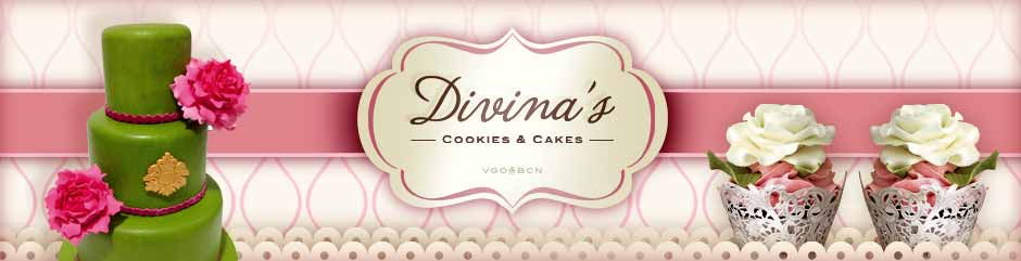 Divina&#39;s cookies and cakes