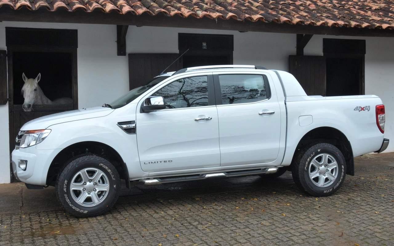 Nova ford ranger 2014