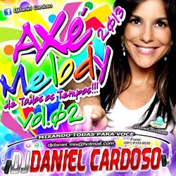 Download – CD Axé Melody Vol. 02 – 2013