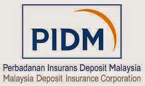 Jawatan Kosong di Perbadanan Insurans Deposit Malaysia PIDM 31 Mei 2015