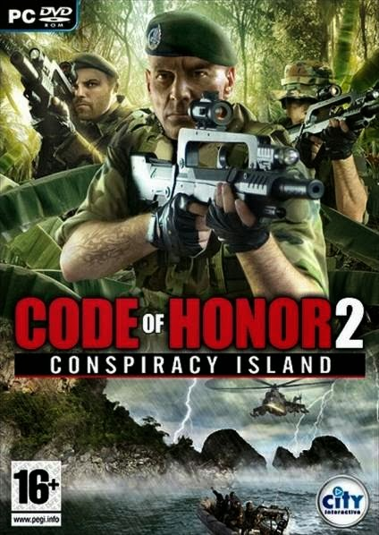 Code of Honor 2 : Conspiracy Island