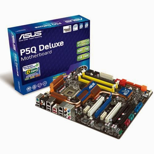 Motherboard Asus PQ5 Deluxe