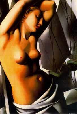 pinturas Tamara de Lempicka