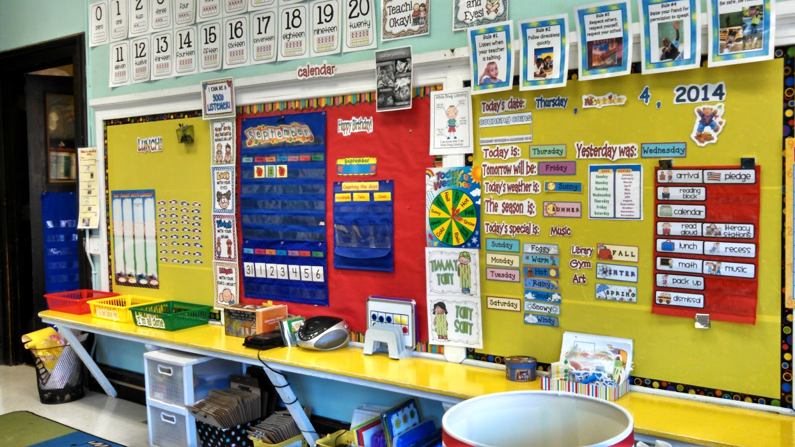 First Grade is Fantabulous!: Classroom Setup (Some pics) AND a Sale!