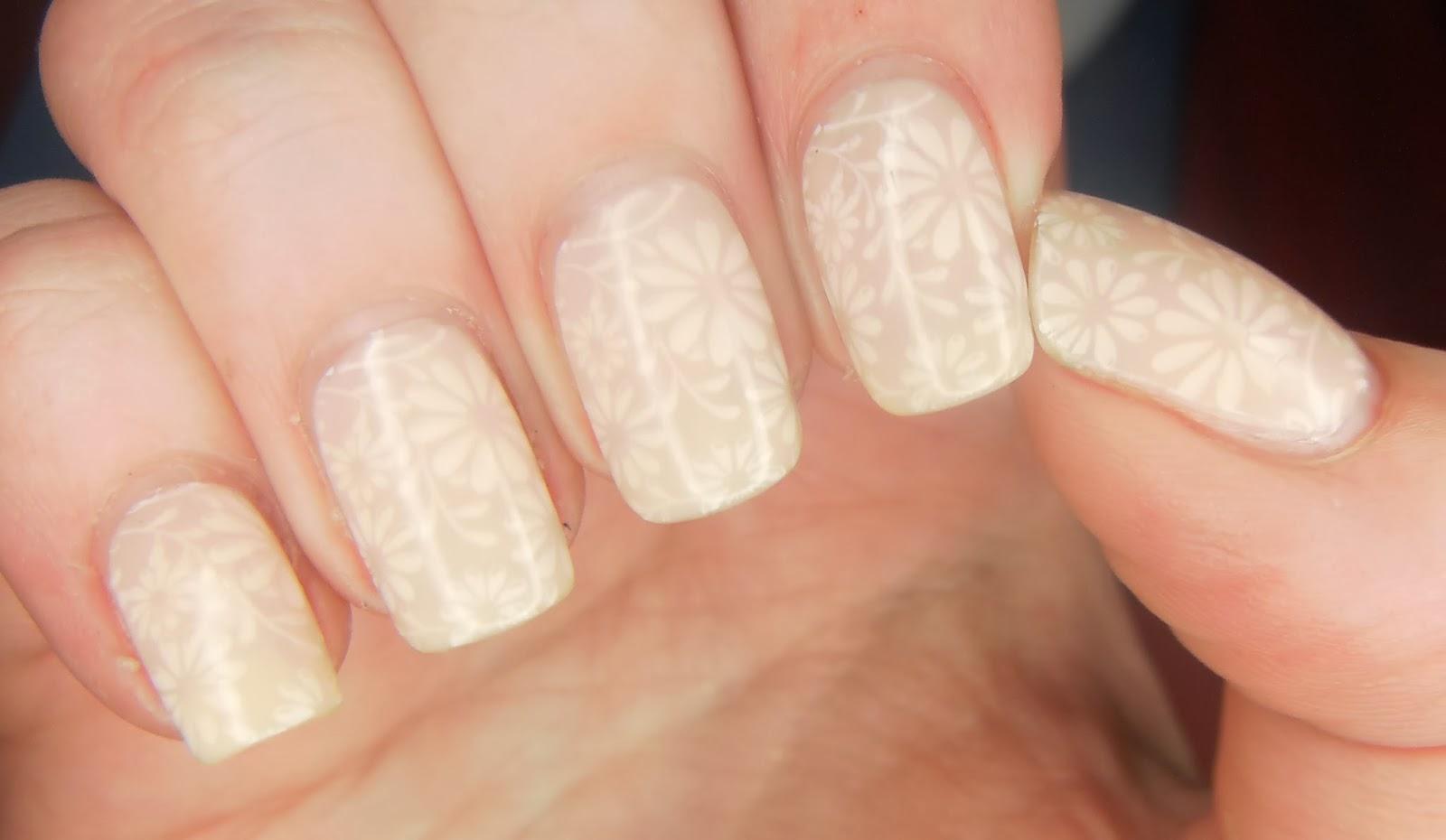 Specialgirl Nails Work Appropriate Manicure Monday The Stampwich